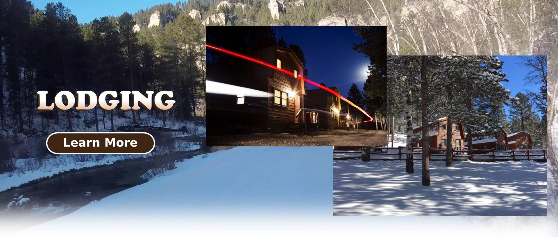 Black Hills Lodging