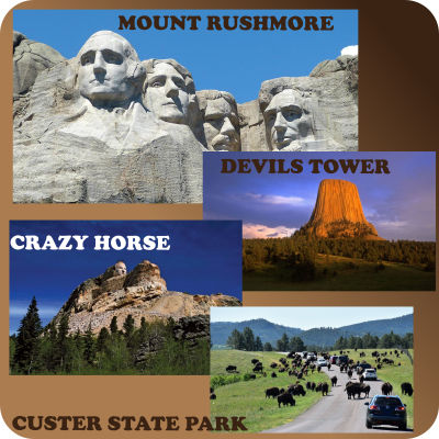 Black Hills Sights to See