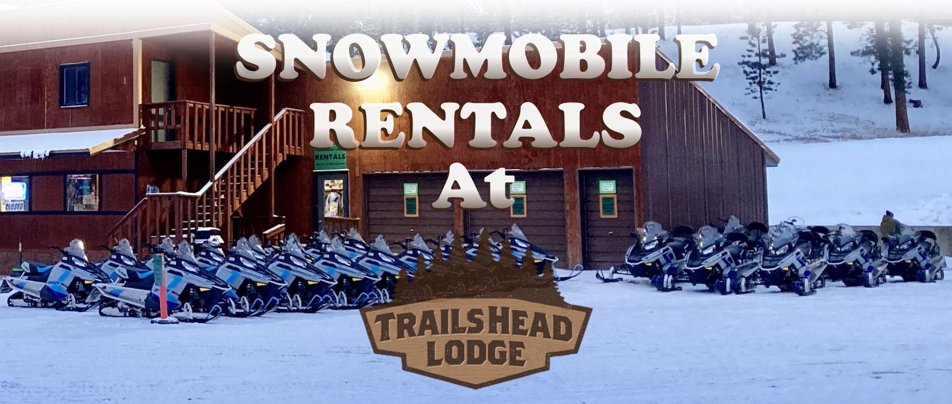 Snowmobile Rentals Black Hills