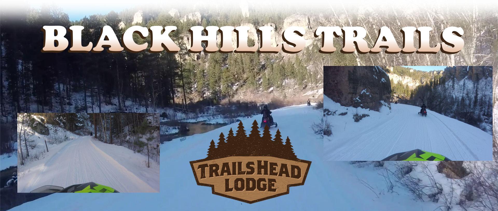 Black Hills Snowmobile Trails