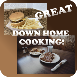 Restaurant Down Home Cooking