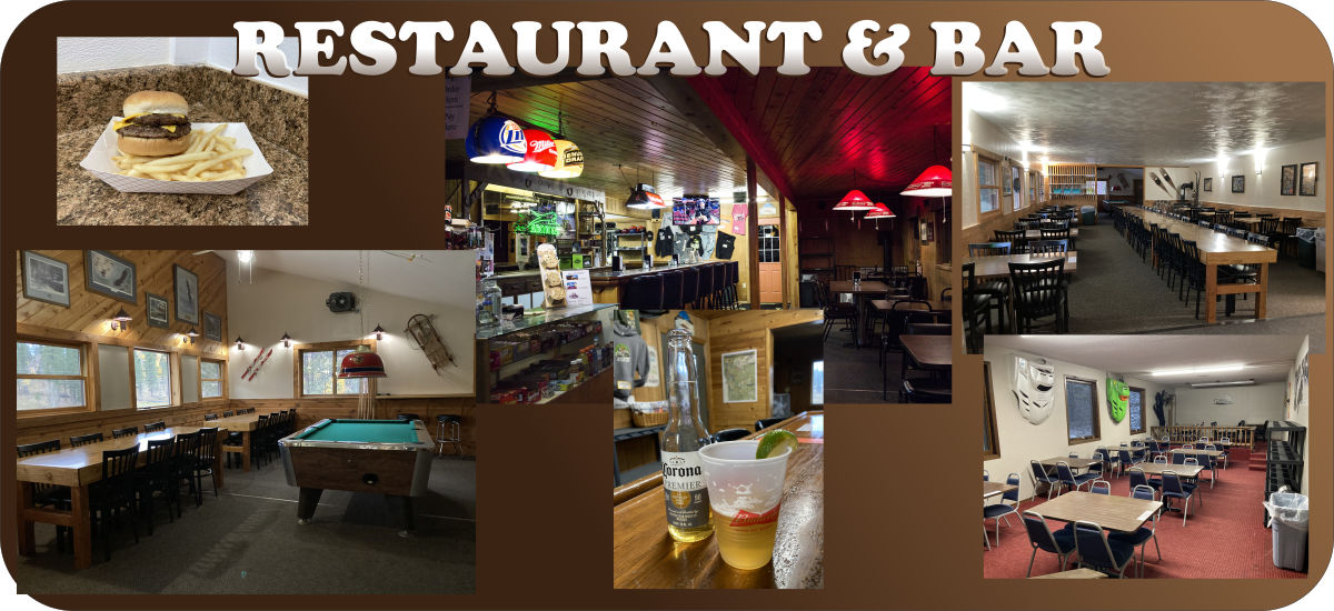 Trailshead Lodge Restaurant Bar 1